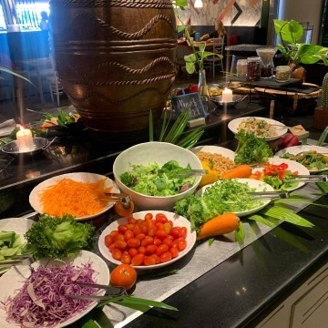 1 Baht Breakfast Promotion